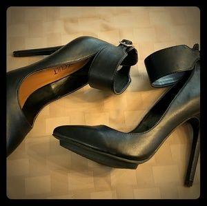Nasty Gal Ankle Strap Heels